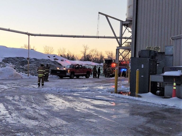 Early morning fire is quickly extinguished by Muscatine Fire crews
