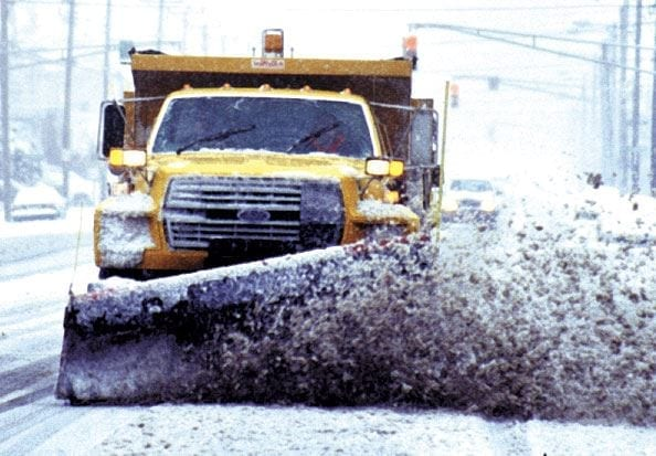 Mississippi Drive closed tonight (Jan. 4) for snow removal