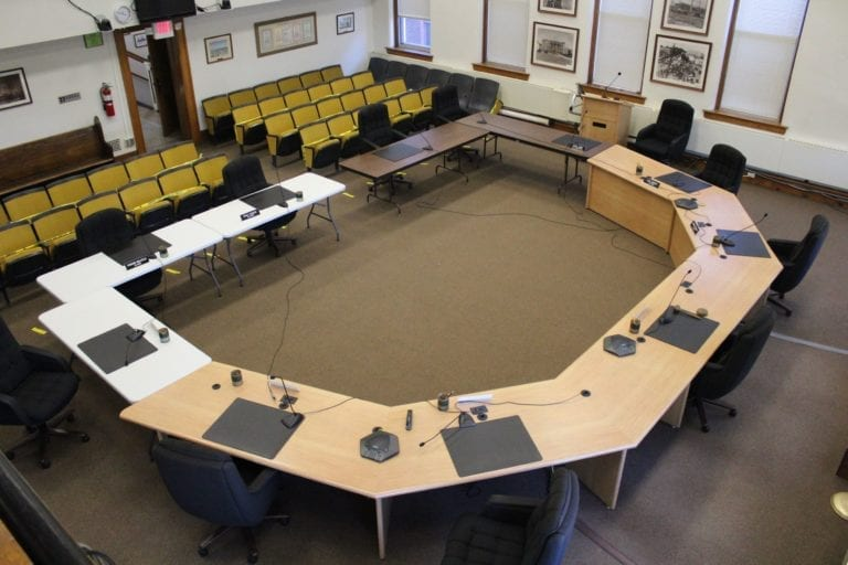 Council to conduct two public hearings Thursdays (Feb. 4)