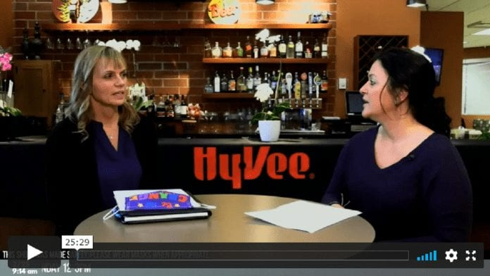 Muscatine Today Show with Ashley joined by Jodi Royal-Goodwin