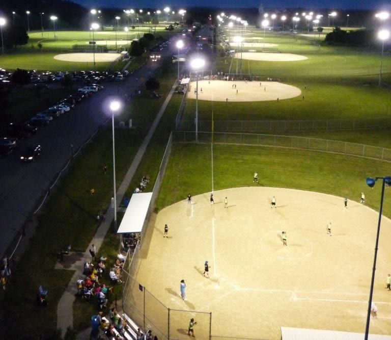 Time to schedule your spring ball season at Kent Stein Park