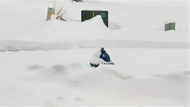 Help keep fire hydrants clear of snow and ice accumulations