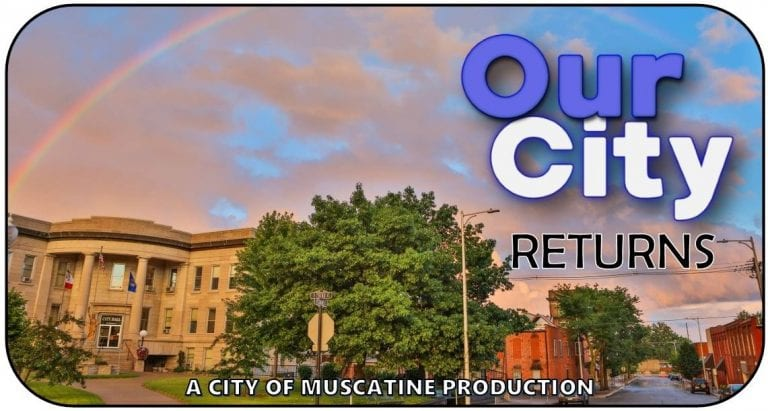 MuscatineOurCity returns to the airwaves March 11