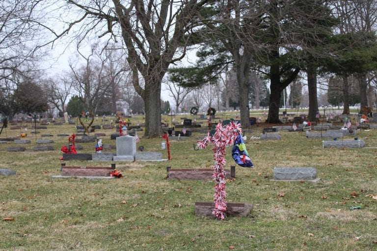 Annual Greenwood Cemetery cleanup nears end