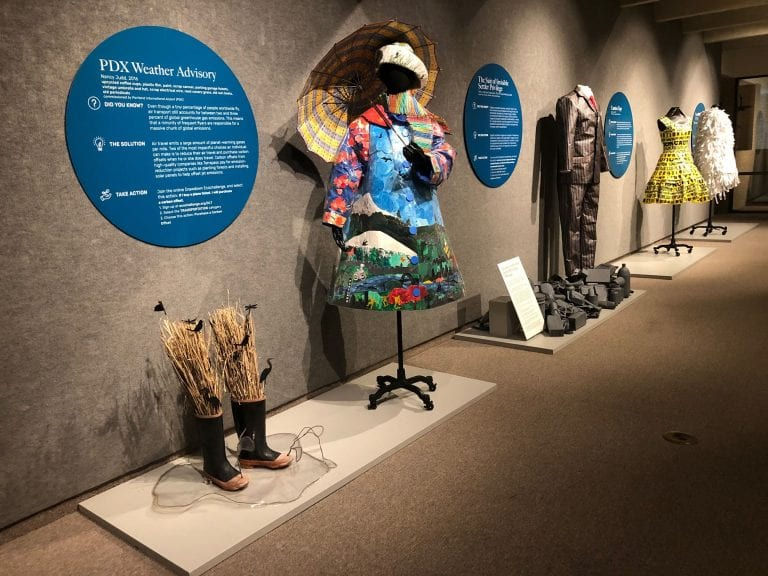 Two crowd pleasing exhibits open May 29 at Muscatine Art Center