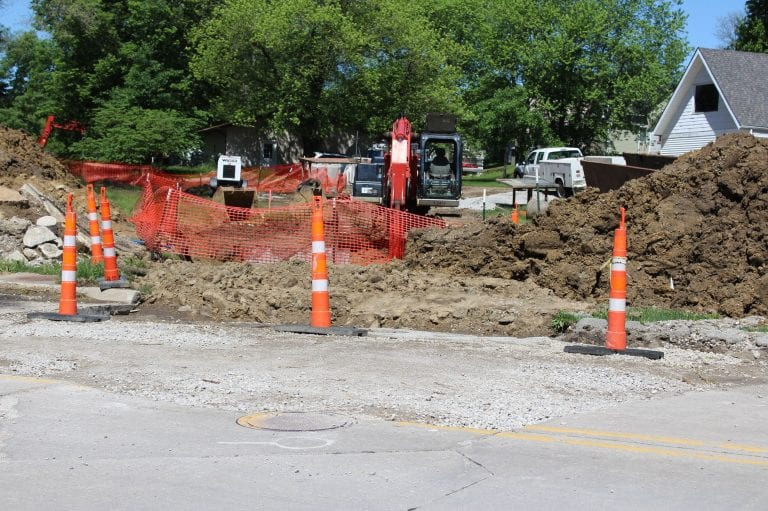 Construction Update: Portion of West 8th to be closed starting June 1