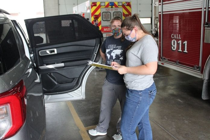 Fire Department Has Car Seat, Will Fire Stations Install Car Seats