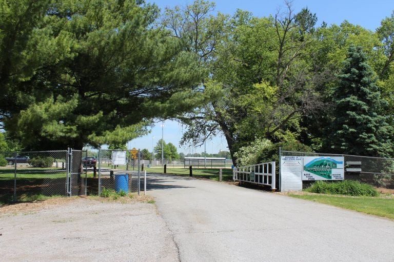 Kent Stein west concession, rest rooms closed tonight (May 5)