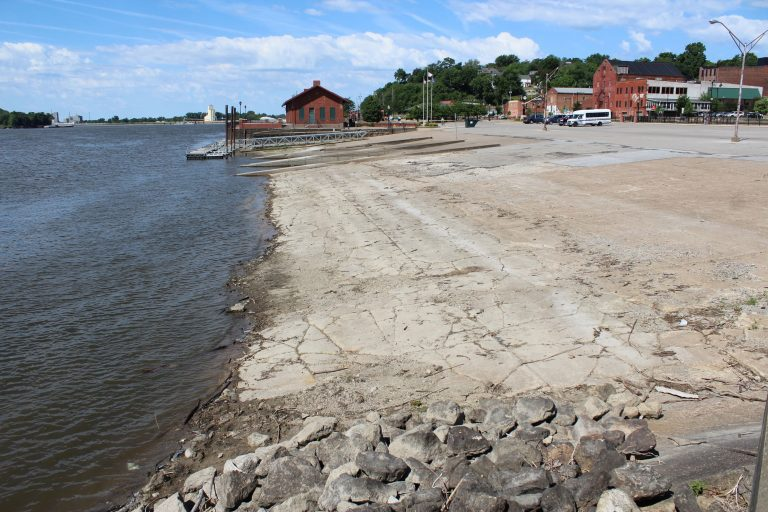 Lower boat launch in Riverside Park to be closed August 29