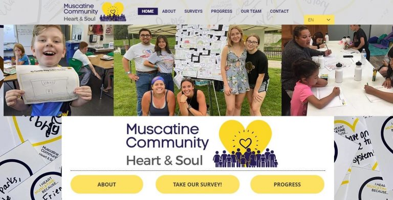Website launched to help start conversations on improving Muscatine