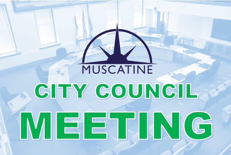 Another long agenda for Muscatine City Council Thursday