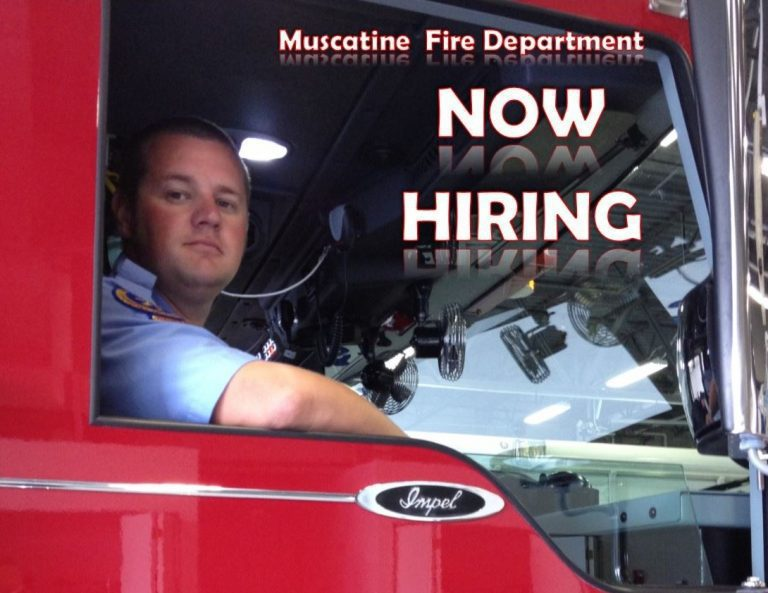 It is all in the family for Muscatine Fire Captain Andy Summitt