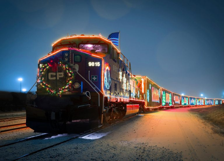 Holiday Train will not leave the station again this year